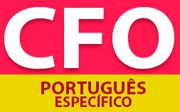 CURSO CFO - PMMG PORTUGUÊS ESPECÍFICO
