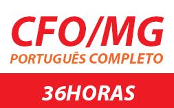 CONCURSO CFO MG - PORTUGUÊS CURSO COMPLETO